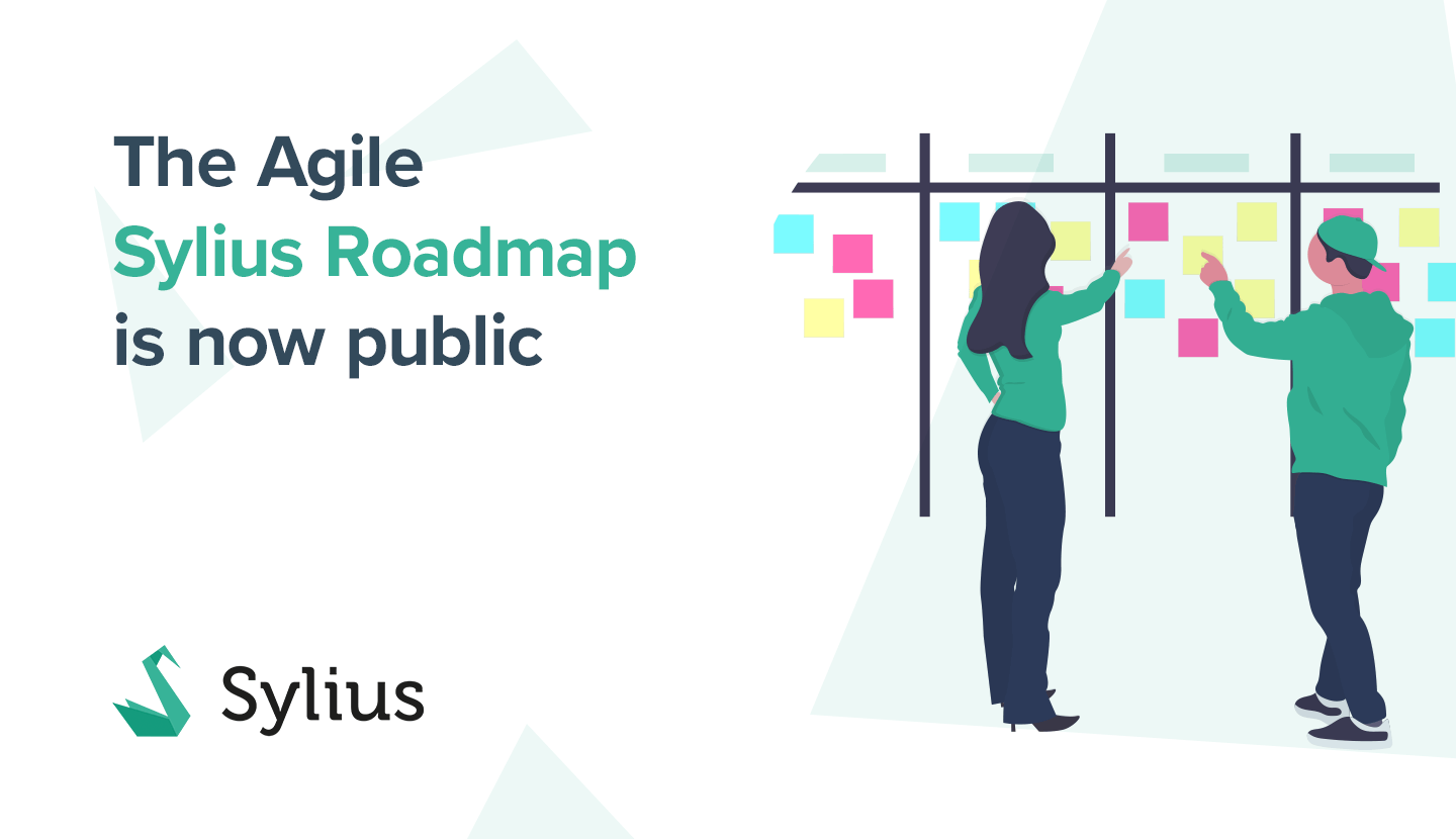 The Agile Sylius Roadmap is now public