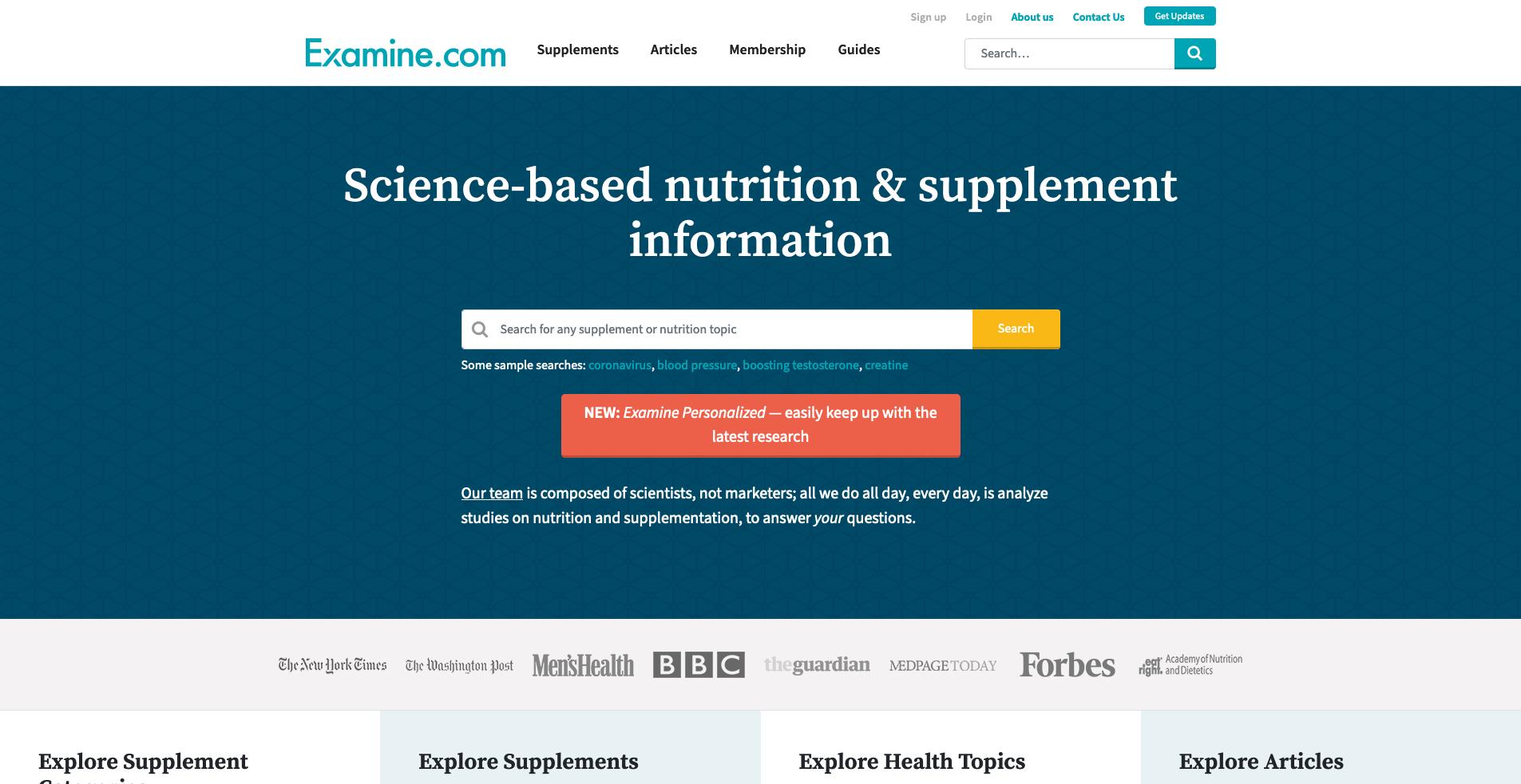 Examine.com