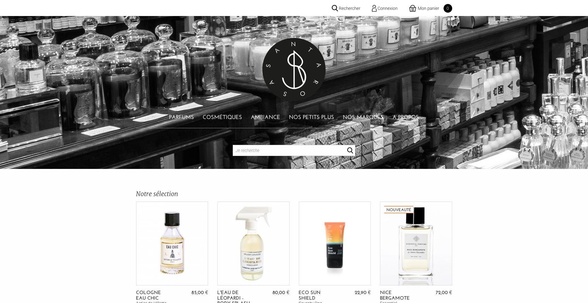 Santa Rosa Parfumerie