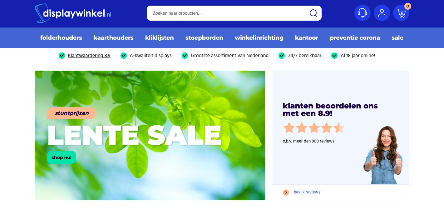 Displaywinkel.nl