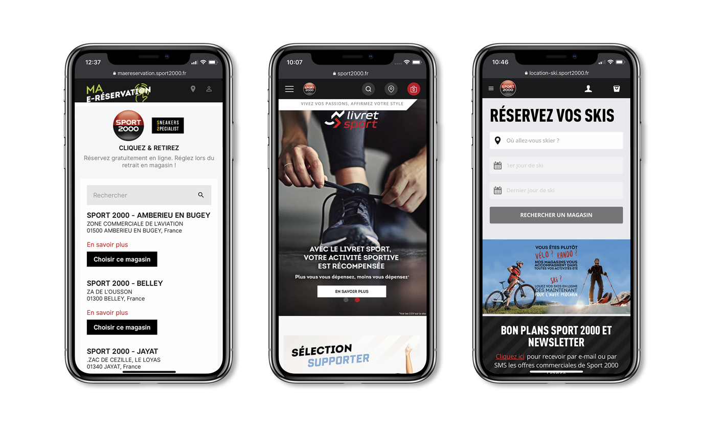 SPORT 2000 – a one-brand marketplace